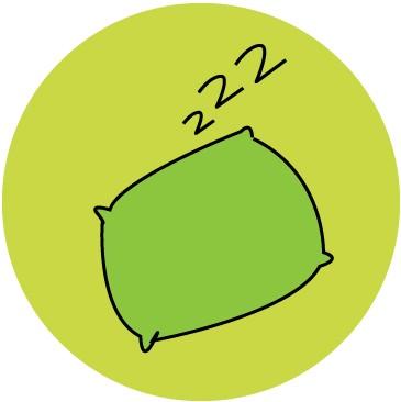 pillow illustration